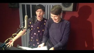 Download Dan and Phil record for Disney's Big Hero 6 - Official Disney | HD Video