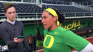Download #9 Shannon Rhodes Prior to UCLA Series Video