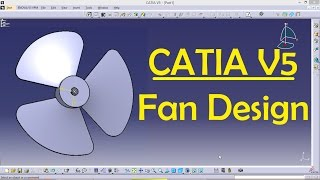 Elbow Design in CATIA Surface Design | CATIA V5 Surface