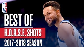 Download Best H-O-R-S-E Shots: 2017-2018 NBA Season Video
