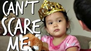 Download YOU CAN'T SCARE ME! - ItsJudysLife Vlogs Video