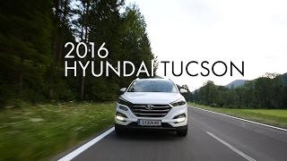 Download 2016 Hyundai Tucson Test Video