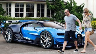 Download Jason Statham New Car Collection & Girlfriend ★ 2018 Video