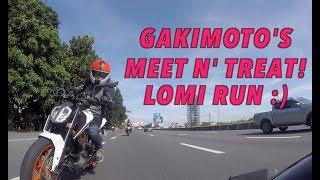 Download GakiMoto 110 : Lomi Run for Meet N' Treat! Video