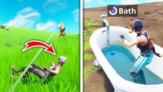 Download 7 *OVERPOWERED* Emotes That Make Fortnite Easier! Video