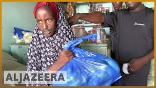 Download Thousands fleeing violence in Mali face food shortage Video