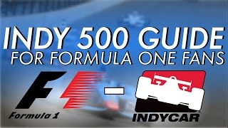 Download INDY 500 GUIDE for FORMULA ONE FANS Video