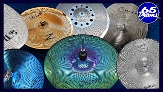 Download ALL The Low Volume Cymbals On The Market Video