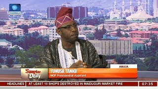 Download Okoye, Tanko Hint Looming Danger Over Unhealthy Nat'l Politics, 2019 Elections Pt.3 |Sunrise Daily| Video