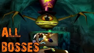 Download Rayman 2 - All Bosses Video