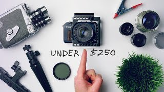 Download Tiny Cinema Camera Kit for Under $250 - EOS-M Video Review Video