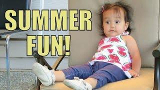 Download SUMMER FUN!!! - July 04, 2015 - ItsJudysLife Vlogs Video