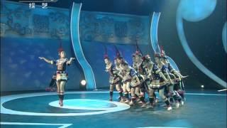 Download Chinese Miao(Hmong) women dance ″Beautiful golden pheasant″ 苗族女子群舞《锦鸡炫美》 Video