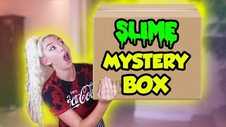 Download $500 SLIME MYSTERY BOX FROM ETSY! HUGE SLIME PACKAGE UNBOXING | NICOLE SKYES Video