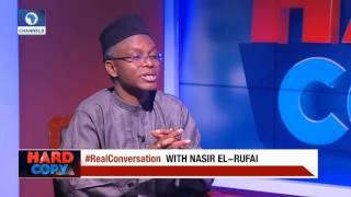 Download Hard Copy: El-Rufai Clears The Air Over Shiites/El-Zakzaky Controversy Video