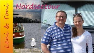 Download Leni & Toni on tour: mit dem Wohnmobil an die Nordsee | unser Reisebericht Video