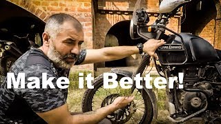Download Open letter to Royal Enfield India. Please make the Himalayan better! Video