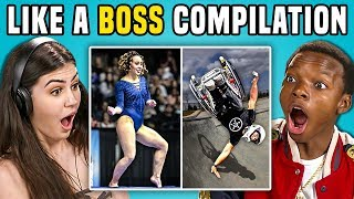 Download Teens React To Like A Boss Compilation Video