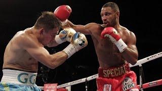 Download Legendary Boxing Highlights: Golovkin vs Brook Video