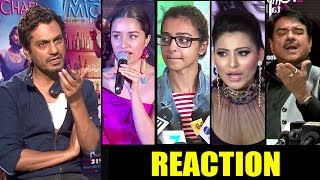 Download Bollywood Celebs Reaction On Nawazuddin Siddiqui's Insult On Dark Skin Colour Racism In Bollywood Video