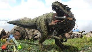 Download #33【ARK】Lv145特選ギガノトサウルス!ついにテイム!【Season4】【RAGNAROK】【ARK Survival Evolved】【公式PVE】 Video