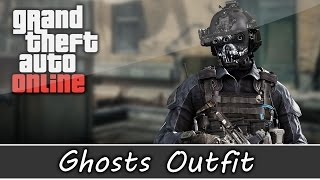 Download GTA 5 Online - Call of Duty Ghost Outfit & Keegan Outfit and Customization Video