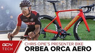 Download Chris Opie's Orbea Orca Aero Presenter Bike Video