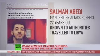 Download RT visits place where Manchester attacker lived Video