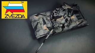 Download FULL VIDEO BUILD ARMATA T-14 by ZVEZDA Video