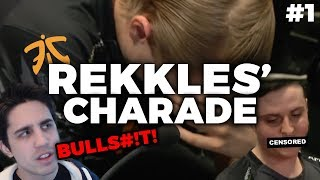 Download CUT THE WESTERN S#!T EP 1. Rekkles Charade Video
