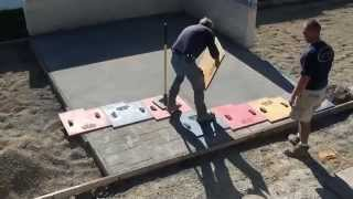 Download How to Stamp Concrete Video