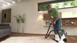 Download Чистка ковра с помощью моющего пылесоса Karcher SE 6.100 Video