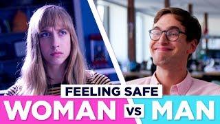 Download How Being In Public Feels: Men VS Women Video