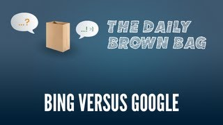 Download Bing versus Google Video