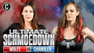 Download Clarke Wolfe VS Brianne Chandler - Movie Trivia Schmoedown Round 1 Video