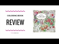 Download Flowers & Birds Coloring Book Review Video