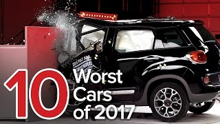 Download 10 Worst Cars of 2017: The Short List Video