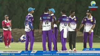 Download Hind Foundation VS SKC Goa   Arab Premier League 2017, UAE Video