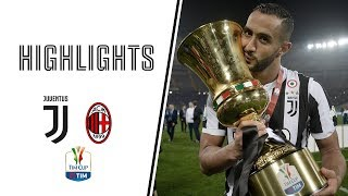 Download HIGHLIGHTS: Juventus vs AC Milan 4-0 - TIM Cup Final - 09.05.2018 Video