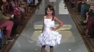 Download KIDS Fashion Democracy Fashionestas Rule 2013 All White Evening Wear Look Video