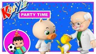 Download Old MacDonald Had a Farm   KiiYii   Little Baby Boogie   Nursery Rhymes For Babies Video