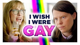Download I Wish I Were Gay | Hardly Working Video