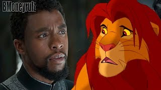 Download BLACK PANTHER (2018): Lion King Mash-Up Trailer Parody Video
