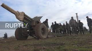 Download Syria: Turkish-Russian brokered ceasefire comes into effect in Idlib province Video
