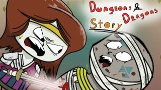 "Download D&D Story: ""Whoops! Guess EVERYONE has to die now."" Video"