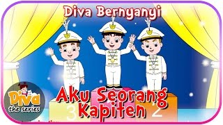 Download Aku Seorang Kapiten | Diva bernyanyi | Diva The Series Official Video