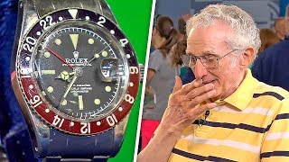 Download IN 1960 HE BOUGHT A WATCH AND 56 YEARS LATER HE COULDN'T BELIEVE WHAT HE HEARD! Video