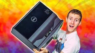 Download 4K HDR LASER Projector from.. Dell?? S718QL Review Video
