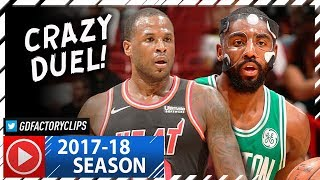 Download Dion Waiters 26 Pts vs Kyrie Irving 23 Pts Duel Highlights (2017.11.22) Celtics vs Heat - CRAZY! Video