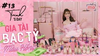 Download Ngọc Trinh - My Day #13   Gia Tài ″ Bạc Tỷ ″ Màu Hồng Video